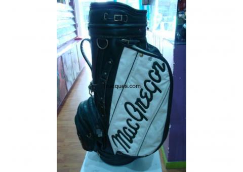 2 bolsas de palos de golf por ¿que me ofreces?