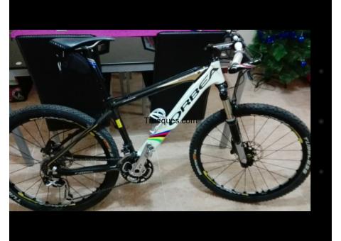 Bicicleta montaña26 por bicicleta mmr woki 27'5 o de 29