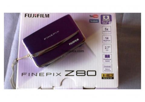 Cámara de fotos finepix z80 por cualquier cosa que me interese