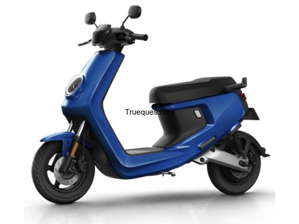 Cambio moto eléctrica nueva por producto/s o servicio/s - 1/1