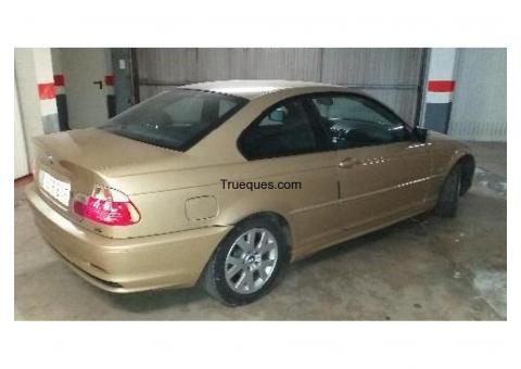 Bmw 318 ci coope