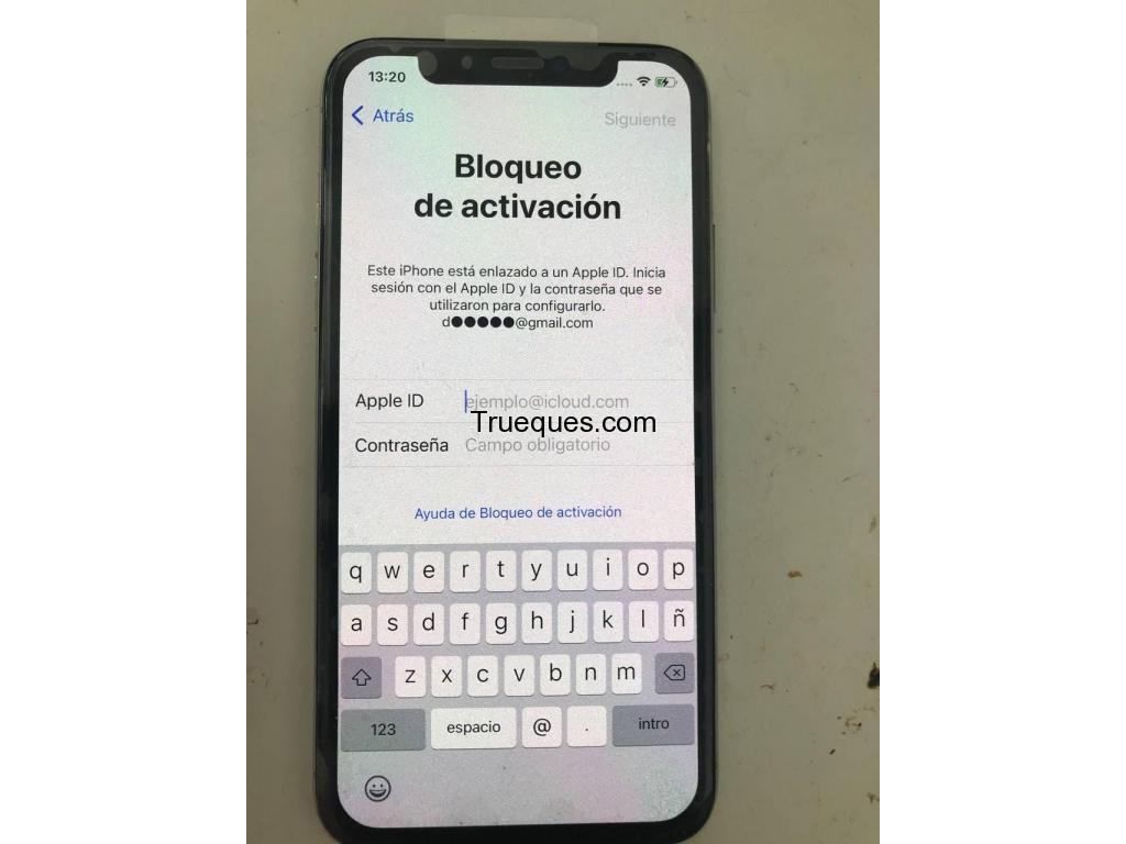 Remuevo cuentas icloud y google - 3/4