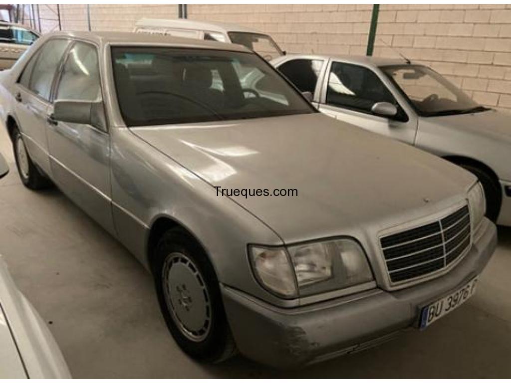 Mercedes-benz - 500 - 1/1