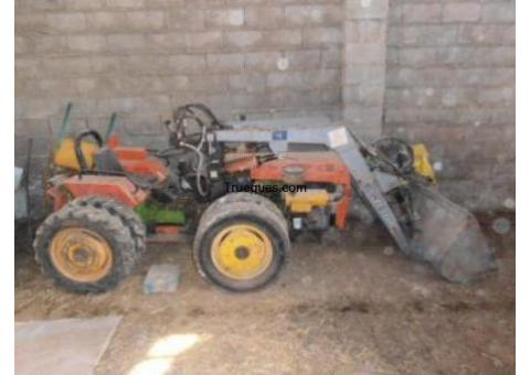 Tractor agria 30 cv