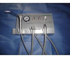 Variado inventario equipos de odontología