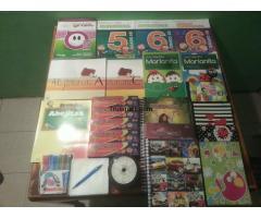 Textos y utiles escolares nuevos!! aproveche precios especiales